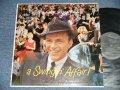 "FRANK SINATRA -  A SWINGIN' AFFAIR! (Ex++/Ex+++ ) / 1957 US AMERICA ORIGINAL ""BLACK LABEL""  MONO Used LP"