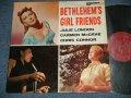 JULIE LONDON +CARMEN McCRAE + CHRIS CONNOR -  BETHLEHEM'S GIRL FRIEND (Ex/MINT-) / 1956 US AMERICA ORIGINAL MONO  Used LP