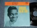 "BROOK BENTON - REVENGE : REALLY, REALLY(Ex-/Ex+++  SPLIT)   / 1961 US AMERICA ORIGINAL Used 7"" Single  With PICTURE SLEEVE"
