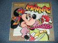 "WALT DISNEY Productions : MINNIE MOUSE - TOTALLY MINNIE (SEALED)  / 1986 US AMERICA ORIGINAL ""BRAND NEW SEALED""  LP"