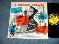 "The GEORGE SHEARING Quintet - A SHEARING CARAVAN (Ex++/Ex+++ A-1:VG++  )  / 1955 US AMERICA ORIGINAL ""YELLOW Label"" MONO Used  LP"