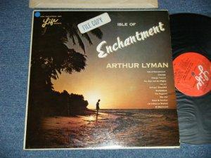 画像1: ARTHUR LYMAN -  ISLE OF ENCHANTMENT  ( Ex+/Ex+++ EDSP, STOFC, TEAROL )  / 1964 US AMERICA ORIGINAL MONO Used  LP