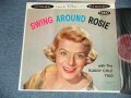 "ROSEMARY CLOONEY - SWING AROUND ROSIE ( Ex++/Ex+++) / 1959  US AMERICA  ORIGINAL ""MAROON Label"" STEREO Used LP"
