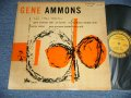 "GENE AMMONS  - ALL STAR SESSIONS (Ex/Ex++ WOBC, TapeSeam )  / 1956 Version US AMERICA ""YELLOW & BLACK with 203 South Washington Ave.,Berfenfield, NJ on Label""  MONO Used LP"