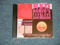 RED NORVO feat. CHARLIE PARKER and DIZZY GILLESPIE - RED NORVO'S FABULOUS JAM SESSION(MINT-/MINT) / 1995 US AMERICA  ORIGINAL  Used  CD