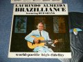 LAURINDO ALMEIDA - BRAZILLIANCE  (Ex++/Ex+++ Looks:MINT-) / 1961 US AMERICA ORIGINAL MONO Used LP