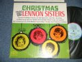 THE LENNON SISTERS -   CHRISTMAS  (E+/Ex+++) / 1968  US AMERICA REISSUE Used  LP