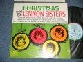 THE LENNON SISTERS -   CHRISTMAS  (E+/Ex+++) / 1968  US AMERICA REISSUE Used  LP