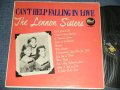 THE LENNON SISTERS - CAN'T HELP FALLING IN LOVE  ( Ex+/Ex++ EDSP) / 19662  US AMERICA ORIGINAL MONO Used  LP