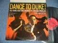 "DUKE ELLINGTON -  DANCE TO DUKE : HIS PIANO AND ORCHESTRA AT THE BAL MASQUE (Ex+/Ex++ Looks:Ex+)   / 1959 US AMERICA ORIGINAL ""6 EYES Label""  MONO Used  LP"