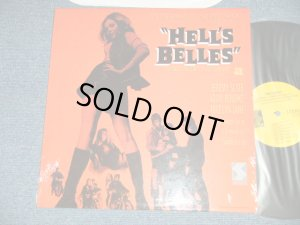 画像1: V.A. OST Conducted and Composed and Produced by LES BAXTER   - HELL'S BELLES (MINT/MINT)  / US AMERICA REISSUE  Used LP