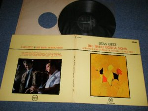 画像1: STAN GETZ - BIG BAND  BOSSA NOVA (Ex+++/Ex+++  EDSP)   / 1962 US AMERICA ORIGINAL  STEREO Used  LP