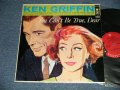"KEN GRIFFIN - YOU CAN'T BE THE TRUE, DEAR  (Ex++/Ex+++ EDSP)  / 1956 US AMERICA ORIGINAL ""6 EYES Label"" MONO   Used LP"
