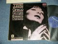 A) JULIETTE GRECO  : B) GEORGES BRASSENS - CHANSONS ( Ex++/Ex+++  / WEST-GERMANY ORIGINAL STEREO  Used LP