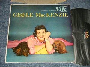 画像1: GISELE MacKENZIE with NEAL HEFTI  - GISELE MacKENZIE  (Ex+++/Ex+++ STEAROFC)  / 1956 US AMERICA ORIGINAL MONO Used  LP