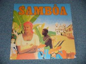 """画像1: SAMBOA - SAMBOA ( SEALED ) /  2002  Japan  """"BRAND NEW SEALED"""" LP"""