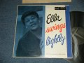 ELLA FITZGERALD - ELLA SWINGS LIGHTLY  (Ex++/Ex+++EDSP) /  1958  US AMERICA ORIGINAL MONO  Used LP