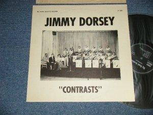 画像1: JIMMY DORSEY - CONTRASTS  (Ex++/Ex+++)  /  US AMERICA ORIGINAL  Used LP