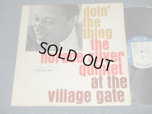 "画像1: HORACE SILVER Quintet - DOIN' THE THING AT THE VILLAGE GATE   ( Ex++, Ex-/Ex+++ WOBC) / 1961 Version US AMERICA ORIGINAL  1st Press ""NEW YORK USA Label"" MONO Used LP"