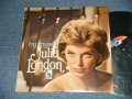 "JULIE LONDON -BY MYSELF ( Ex+/Ex++ Looks:Ex ) /1965  US AMERICA ORIGINAL ""2nd Press Color Logo Label"" STEREO  LP"
