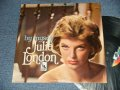 "JULIE LONDON -BY MYSELF ( Ex++/MINT ) /1965  US AMERICA ORIGINAL ""2nd Press Color Logo Label"" STEREO  LP"