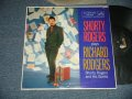 SHORTY ROGERS - PLAYS RICHARD ROGERS! (Ex+, Ex++/MINT-) / 1957 US AMERICA ORIGINAL MONO Used LP