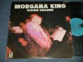 MORGANA KING - HIGHER GROUND ( VG+++/Ex++ Looks:Ex / 1980 US AMERICA ORIGINAL Used LP