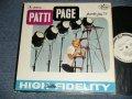 "PATTI PAGE -  ON CAMERA...FAVORITES FROM TV (Ex/Ex++ A-1:Ex-)  /1959  US AMERICA ORIGINAL ""WHITE LABEL PROMO"" MONO Used LP"