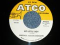 "GRETHE & JORGEN INGMANN - A) MY LITTLE BOY  B) I LOVED YOU  (Ex++/Ex++ WOL)  / 1963 US AMERICA ORIGINAL Used 7"" Single"