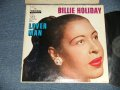 "BILLIE HOLIDAY - LOVER MAN (Ex+/MINT- EDSP) / 1958 US AMERICA ORIGINAL ""BLACK With SILVER Print Label"" MONO  Used LP"