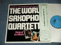 THE WORLD SAXOPHONE QUARTETT - POINT OF NO RETURN (MINT-/MINT-)  / 1982 Japan Release + 1977 GERMAN ORIGINAL  Used LP