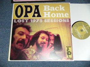 """画像1: OPA - BACK HOME : LOST 1975 SESSIONS (BRAND MEW) / 2003 SPAIN ORIGINAL """"BRAND NEW"""" LP"""