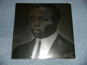 "画像1: SCOTT JOPLIN - THE ESSENTIAL (SEALED) / 2000 GERMAN Limited Reissue ""180 gram Heavy Weight"" ""BRAND NEW SEALED""  2-LP"