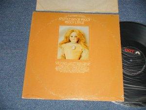 画像1: PEGGY LITTLE (Country Pop Singer) - A LITTLE BIT OF PEGGY (VG+++/Ex+++ EDSP, Cutout)  /  1969 US AMERICA ORIGINAL Used LP