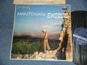 画像1: MANTOVANI - EXODUS  (MINT-/Ex++)  / 1960 US AMERICA ORIGINAL + UK EXPORT STEREO Used  LP
