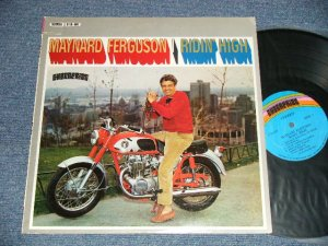 "画像1: MAYNARD FERGUSON -  RIDIN' HIGH (Ex++/MINT-Cut out) /  1968 US AMERICA ORIGINAL ""1841 BROADWAY Label"" STEREO  Used LP"