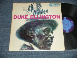 画像1: DUKE ELLINGTON -  AT THE COTTON CLUB (Ex/Ex++ EDSP )  / 1959 US AMERICA MONO Used LP