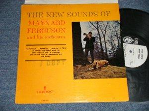 """画像1: MAYNARD FERGUSON - THE NEW SOUND OF (Ex++, Ex/Ex+++ Looks:Ex+++ STMOBC) /  1963 US AMERICA ORIGINAL """"WHITE LABEL PROMO"""" MONO  Used LP"""