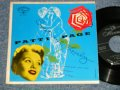 "PATTI PAGE - SWEET AND LOVELY (Ex+/Ex)  / 1957 US ORIGINAL 4 TRACKS Used 7"" 45 rpm EP"