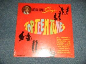"""画像1: DORA HALL - SINGS TOP-TEEN-TUNES (SEALED) / 1964 US AMERICA ORIGINAL """"BRAND NEW SEALED"""" MONO Used LP"""