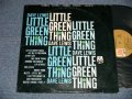 "DAVE LEWIS - LITTLE GREEN THING (Ex+/Ex+++ ) / 1964 US AMERICA ORIGINAL 1st Press ""BROWN LABEL"" STEREO Used LP"
