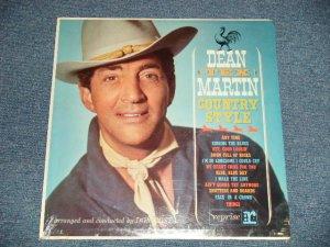 """画像1: DEAN MARTIN - COUNTRY STYLE (SEALED) / 1963 US AMERICA ORIGINAL """"BRAND NEW SEALED"""" LP"""
