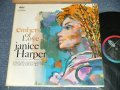 "JANICE HARPER - EMBERS OF LOVE (Ex/Ex+++ EDSP) / 1960 US AMERICA ORIGINAL ""BLACK with RAINBOW CAPITOL Logo on LEFT Label"" Mono Used LP"