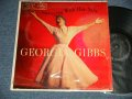 GEORGIA GIBBS - SWINGING WITH HER NIBS (Ex+/Ex++)  / 1956 US AMERICA ORIGINAL MONO Used LP