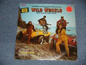 """画像1: O.S.T. - WILD WHEELS (SEALED) /  1969 US AMERICA ORIGINAL STEREO """"BRAND NEW SEALED""""  LP"""