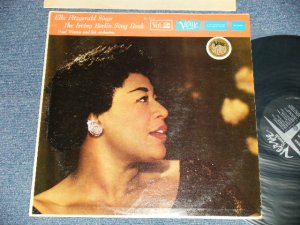 "画像1: ELLA FITZGERALD - SINGS THE IRVING BERLIN SONG BOOK VOL.2  (Ex++/MINT- STAMPOBC)  /  1958 US AMERICA ORIGINAL ""1st Press Label"" STEREO  Used LP"