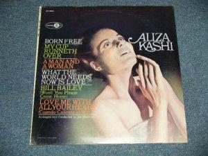 """画像1: ALIZA KASHI - ALIZA KASHI (SEALED) / 1967 US AMERICA ORIGINAL """"BRAND NEW SEALED"""" STEREO LP"""