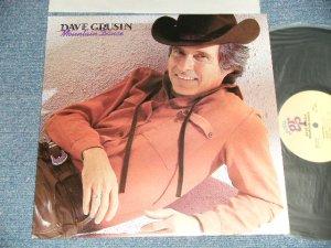画像1: DAVE GRUSIN - MOUNTAIN DANCE (MINT/MINT-)   / 1980 US AMERICA ORIGINAL Used  LP
