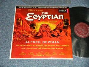 画像1: ost ALFRED NEWMAN - THE EGYPTIAN (Ex+++/MINT-) / 1954 US AMERICA ORIGINAL MONO Used  LP