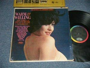 画像1: NORRIE PARAMOR - WARM & WILLING (MINT-/MINT- ) / 1965 US AMERICA ORIGINAL 'BLACK with RAINBOW Band CAPITOL Logo on TOP Label' STEREO  Used LP